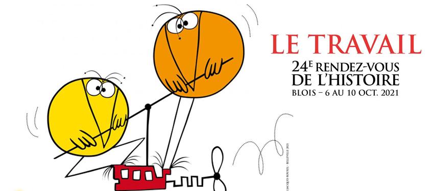 FMSH Diffusion aux 24e Rendez-vous de l'histoire de Blois | FMSH