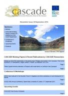 Cascade Newsletter